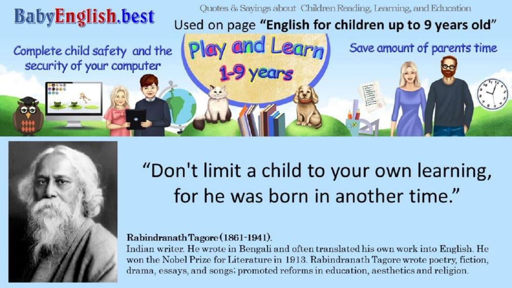 quotes and sayings about education