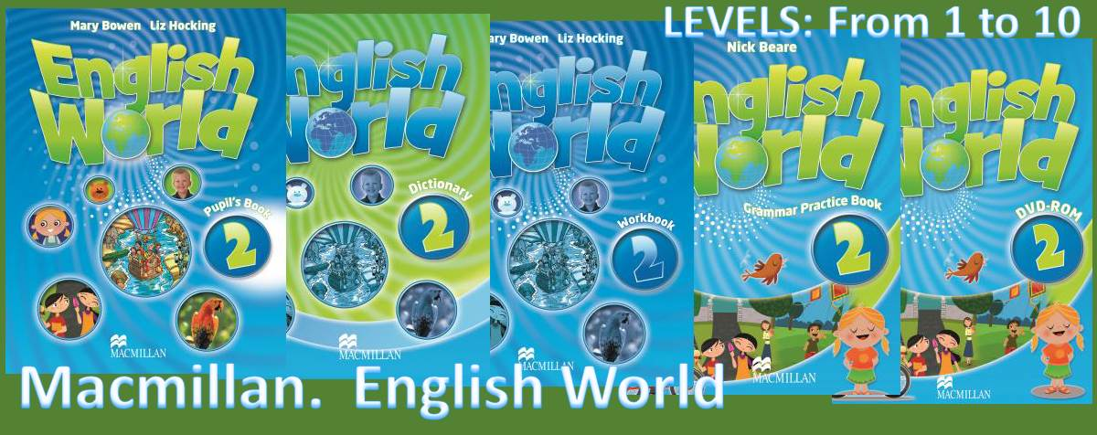 English World. Macmillan Education