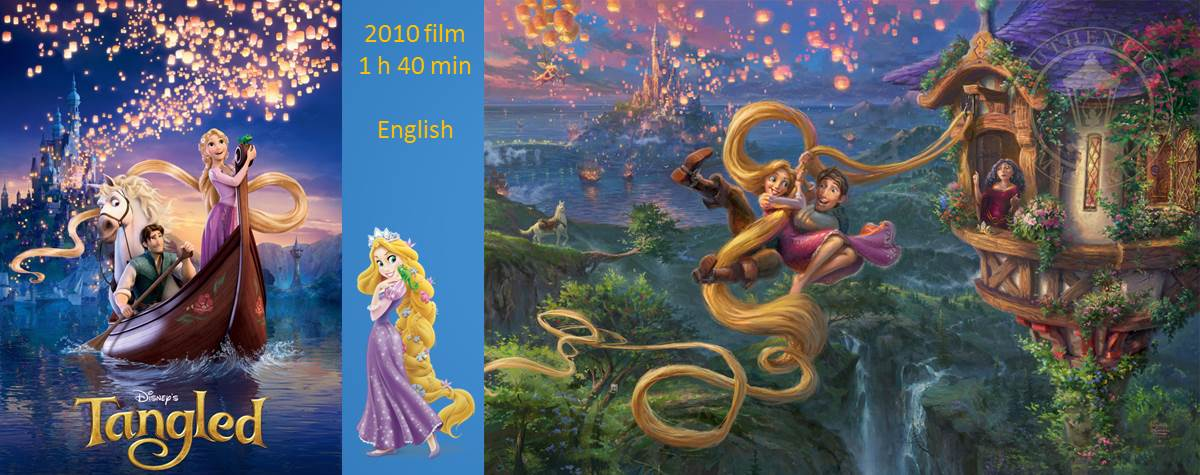 Tangled (Рапунцель)