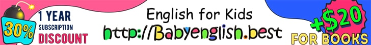 banner www.babyenglish.best
